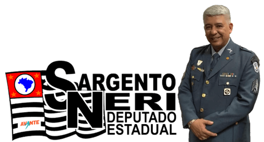 Logo do Deputado Estatual Sargento Neri -Home